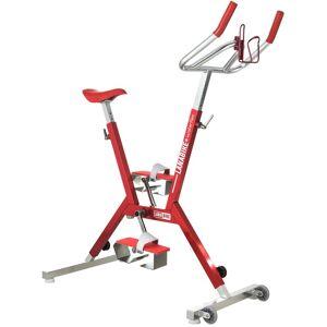 WATERFLEX Aquabike Lana Rouge - Vélo pour piscine - Waterflex - Publicité