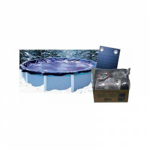 GARDEN LEISURE bâche d'hiver ovale 3,65x7,31m pour piscine hors sol - 0330011 5 - Publicité