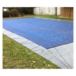 DIRECT FILET Nappe perméable pour piscine en hivernage actif 6,5x12,5m   Couleur: - Publicité
