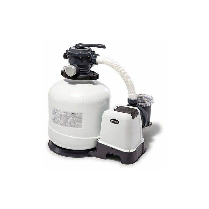 INTEX Filtre à sable Intex - 8m3/h de Intex - Catégorie Groupe de filtration