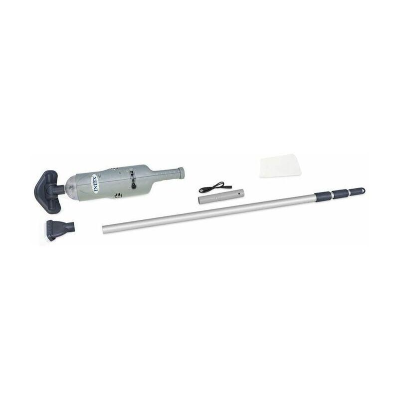 INTEX Aspirateur nettoyeur à batterie pour piscine et spa Intex