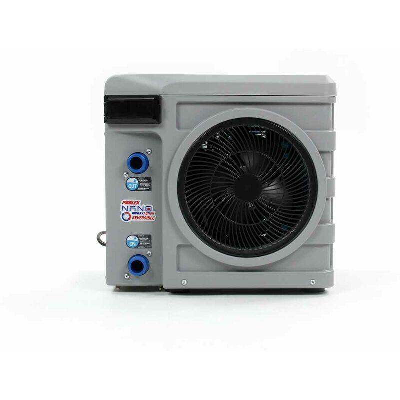 Poolex - Pompe à chaleur Nano Action réversible 4 kW pour piscine