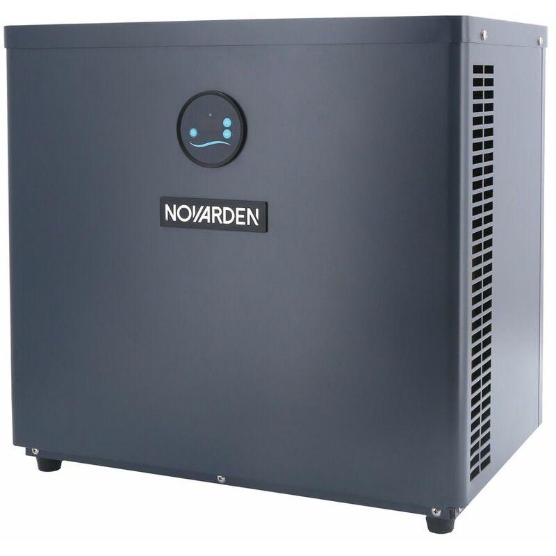 NOVARDEN Pompe à chaleur de piscine NSH55s - Gris - Novarden