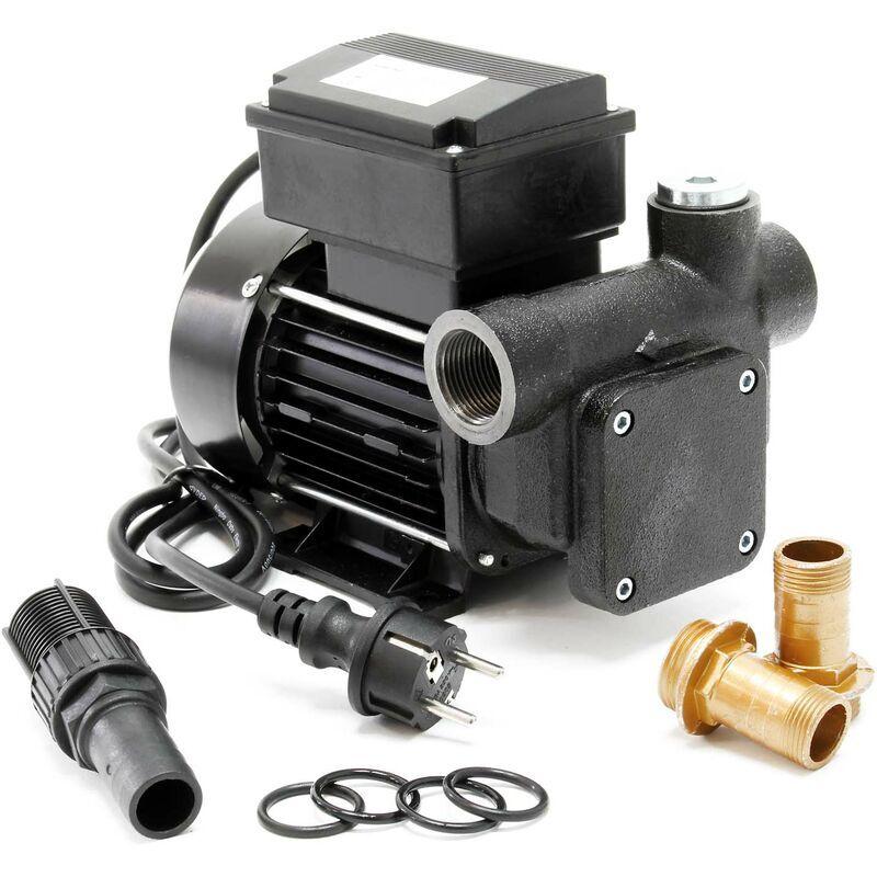 Wiltec - Pompe Diesel Auto aspirante 80l/min 550 Watts 230V Hauteur