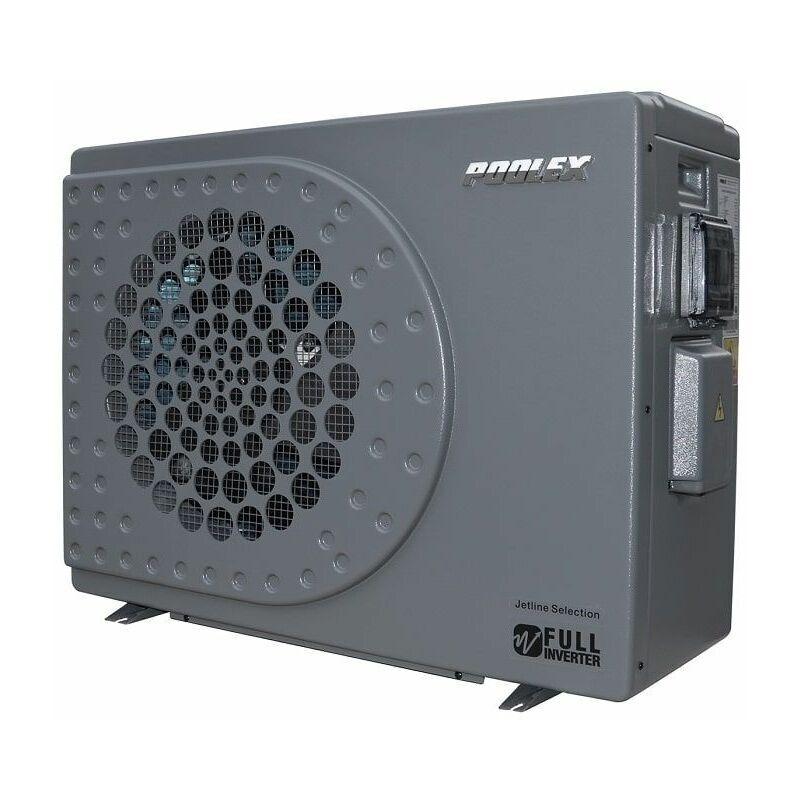 POOLEX 25m3Pompe à chaleur Jetline - Full Inverter - 20,1 kW - Piscine