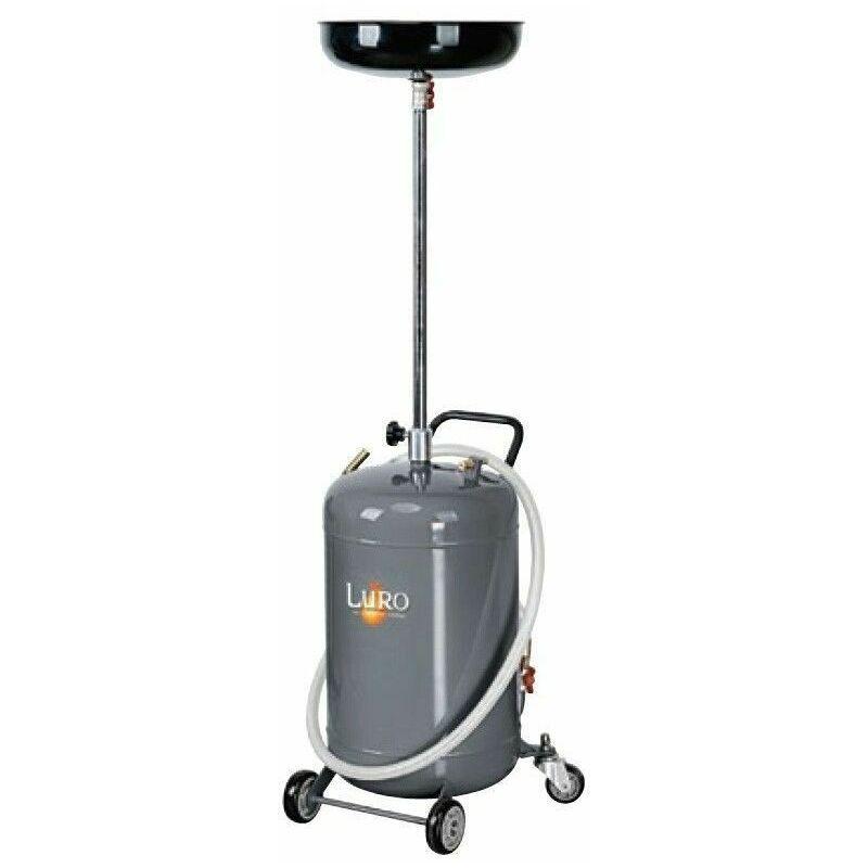 LURO Récupérateur d'huile 65 litres - Luro