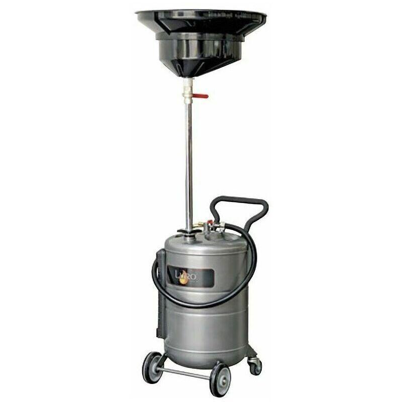LURO Récupérateur d'huile 70 litres - Luro