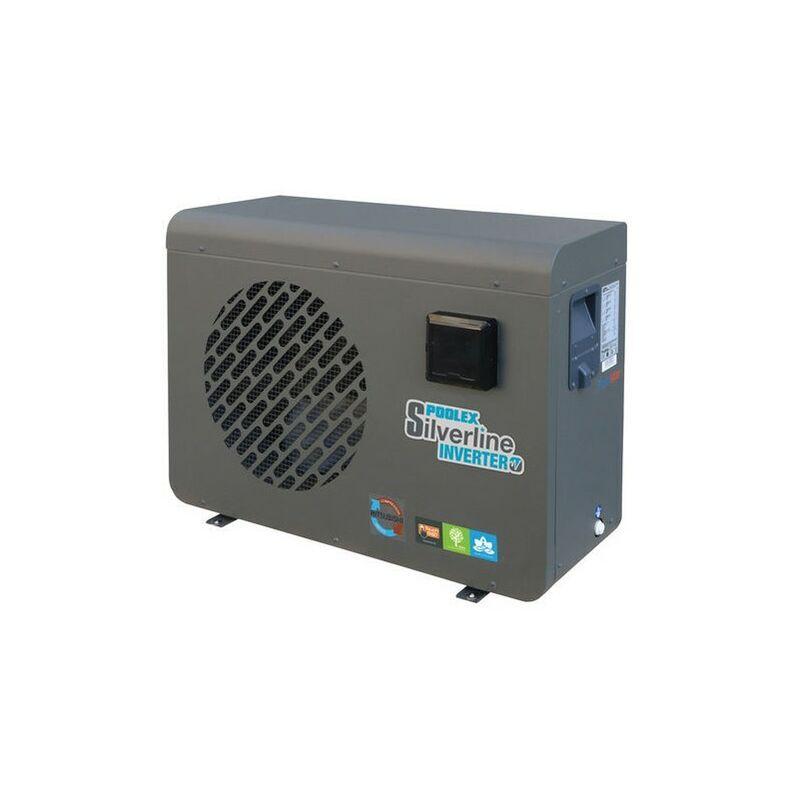 POOLEX Silverline Inverter 105 de Poolex - Pompe à chaleur piscine
