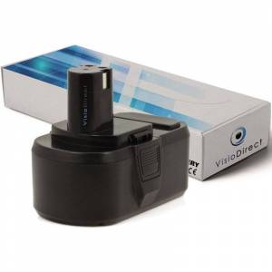 Visiodirect - Batterie pour Ryobi LDD-1802PB LDD1801PB LDD1802PB - Publicité