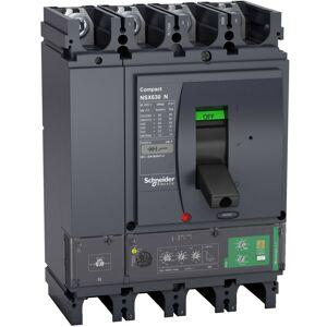 Schneider Electric - Compact NSX630N - disjoncteur différentiel - 4P4d - Publicité