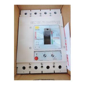 Legrand - Disjoncteur de puissance 400A 4P 70kA magnéto-thermique 400V - Publicité