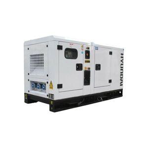 HYUNDAI Groupe électrogène Diesel 22KVA DHY22KSEm - Hyundai - Publicité