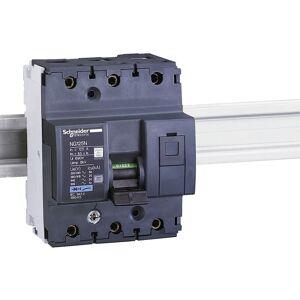 Schneider - Disjoncteur modulaire Multi 9 NG125N 3 pôles 100 A courbe D - Publicité