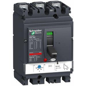 Schneider - NSX160N TM160D 3P3D DISJONCTEUR COMPACT - LV430840 - Publicité