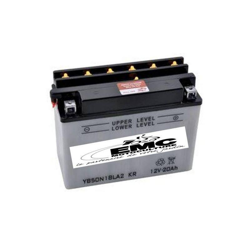 MTD - 12N20D - Batterie 12 Volts 20Ah Borne + à droite