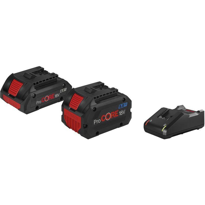 Bosch Professional Set de base 1 batterie ProCORE18V 4.0Ah + chargeur