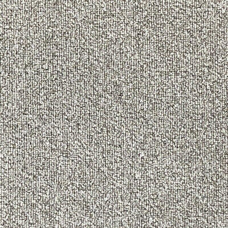 NATURASOL Dalle Moquette L480 - Gris clair - Usage intensif   5.00 mètre carré