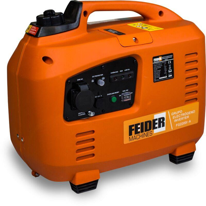 FEIDER Groupe électrogène essence Inverter 2000 W FG2200I-A1