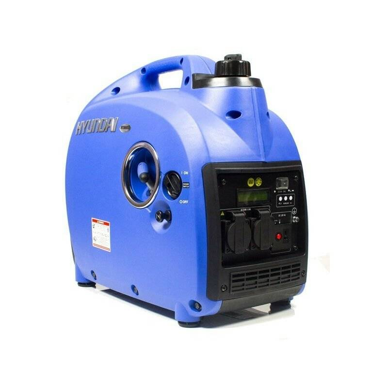 HYUNDAI Groupe électrogène Inverter Portatif Insonorisé 2000W