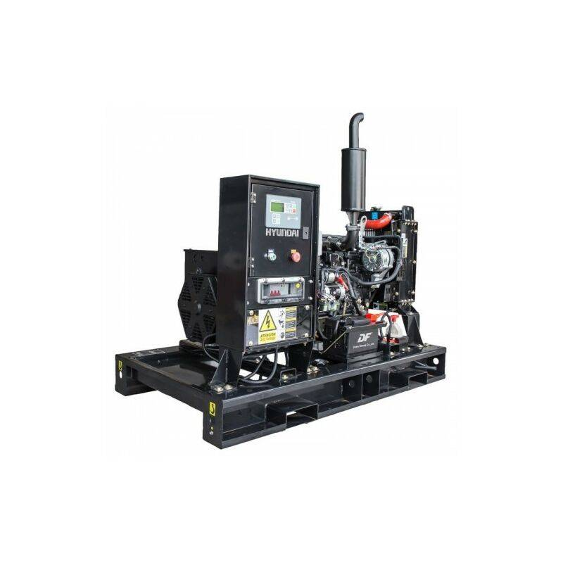 HYUNDAI Groupe électrogène triphasé Diesel DHY34KE
