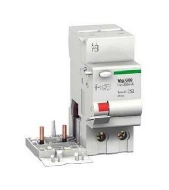 SCHNEIDER ELECTRIC Merlin Gerin 26537 - Bloc Différentiel vigi c60 - 40A 2P 220..415V 30mA
