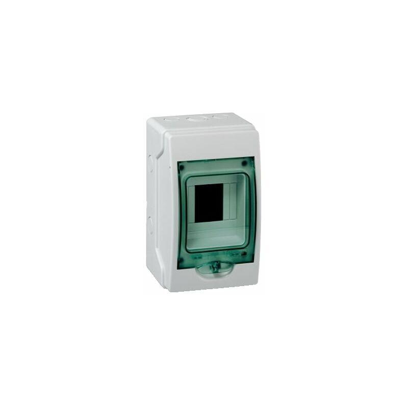 SCHNEIDER ELECTRIC Mini coffret Kaedra pour appareillage modulaire 4 modules 123x200mm