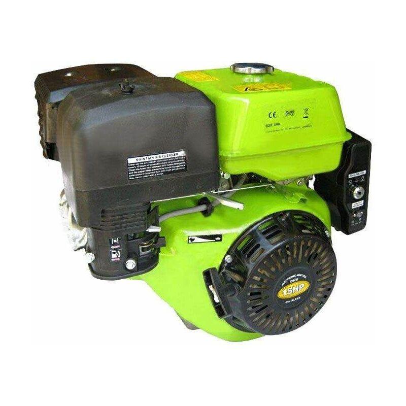 Varan Motors - 92584 Moteur essence 10.87kW 15 PS 420cc + Démarrage