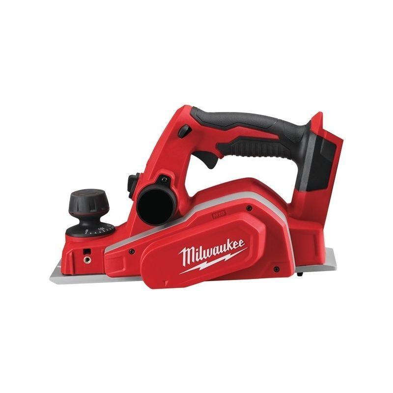 MILWAUKEE Rabot MILWAUKEE 18V 82mm - Sans batterie, ni chargeur - 4933451113