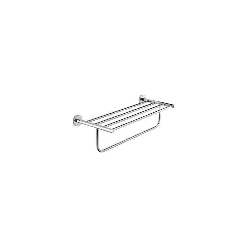 Grohe BAUCOSMOPOLITAN - Porte-serviettes et tablette (40462001)