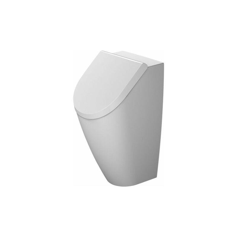 Duravit ME by Starck Urinal 30x35cm sans bord 0,5 L, avec noeud