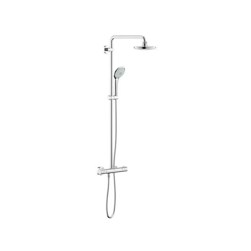 Grohe EUPHORIA SYSTEM 180 E - Colonne de douche avec mitigeur