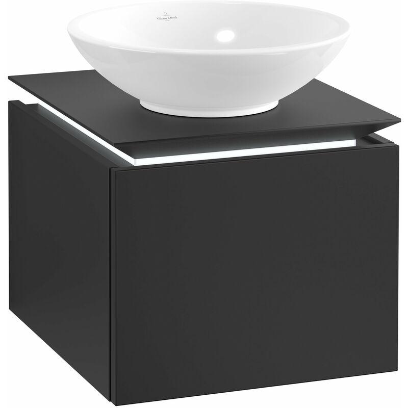 VILLEROY UND BOCH Meuble sous-lavabo Villeroy & Boch Legato B100, 450x380x500mm, centre