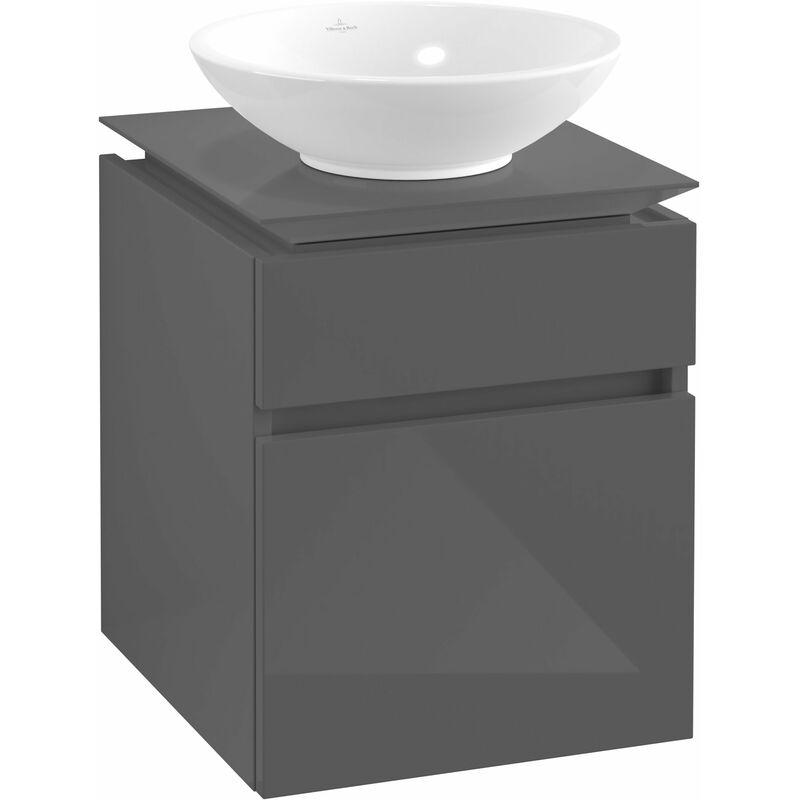 VILLEROY UND BOCH Meuble sous-lavabo Villeroy & Boch Legato B120, 450x550x500mm, central