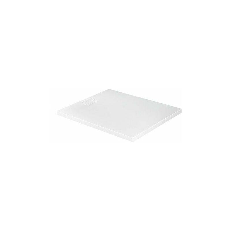 DURAVIT Receveur de douche Duravit Stonetto 1200 x 1000 mm - Durasolid Q Blanc