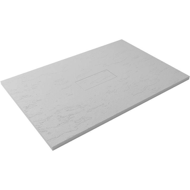 Hidronatur - Receveur de douche extra-plat VIC 90x140 blanc