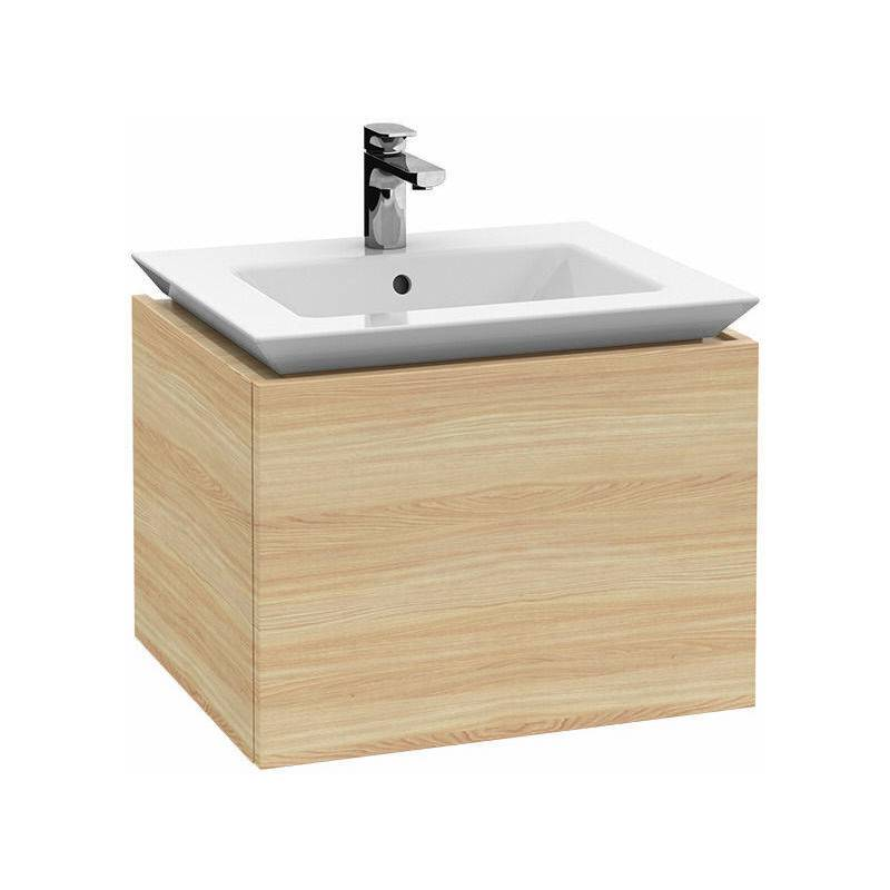 VILLEROY UND BOCH Villeroy & Boch Legato Meuble sous-lavabo B221, 800x425x500mm, vasque,