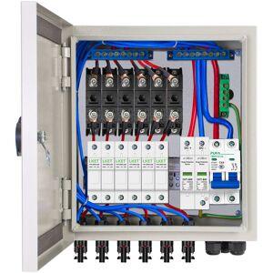 ECO-WORTHY Protection solaire contre les surtensions de foudre de disjoncteurs de - Publicité