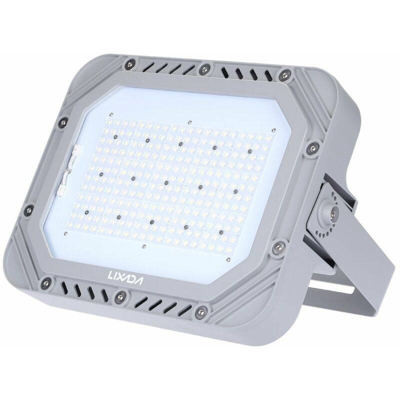 LIXADA 100-240 200W 23000Lm Led Blanche Projecteur Bright Exterieur - LIXADA