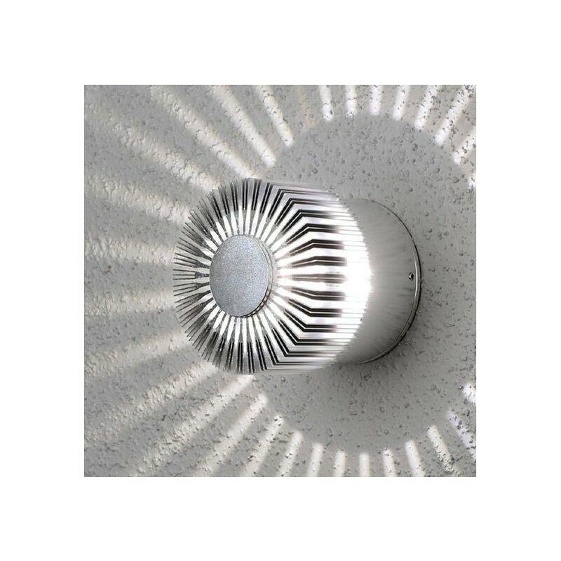 KONSTSMIDE Applique Extérieur ou Plafonnier Dona LED - aluminium