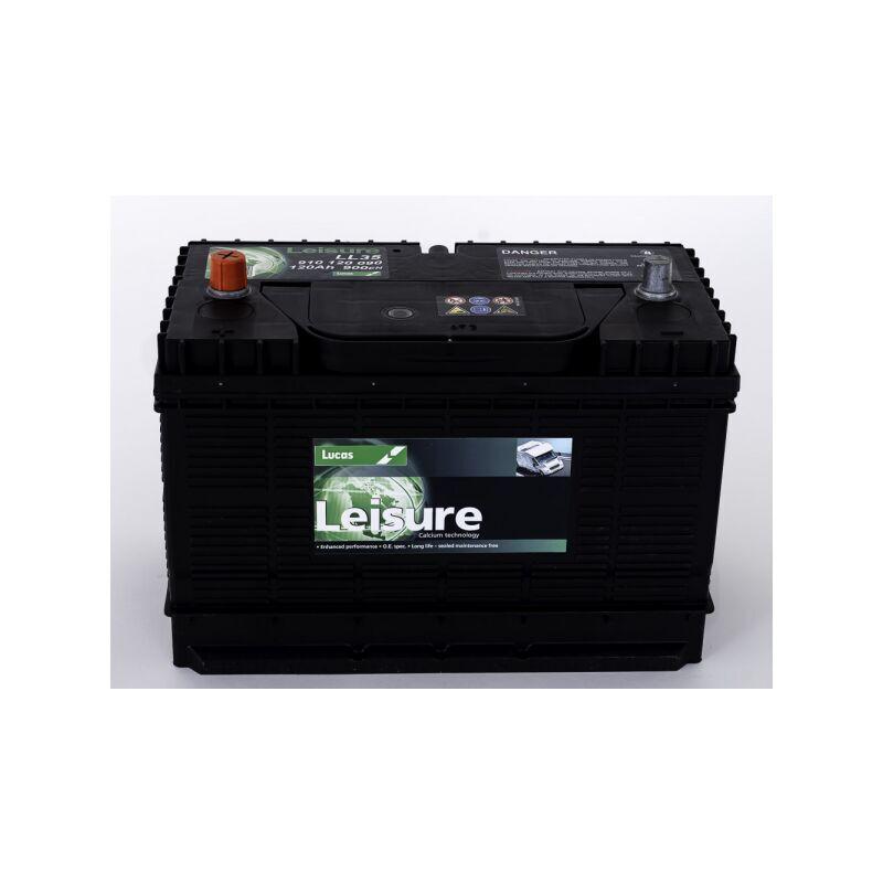 LUCAS Batterie de démarrage Loisirs/Camping-cars Marine Starter GR31 LL35 12V
