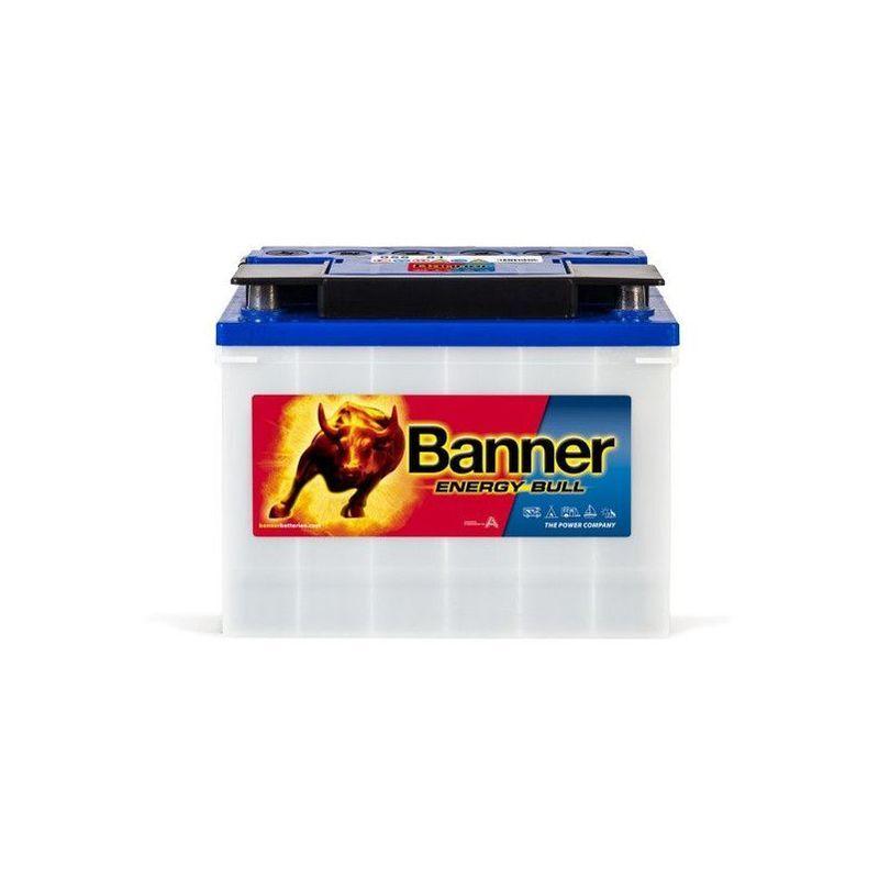 BANNER Batterie décharge lente Energy Bull 95551 12v 72ah - Banner