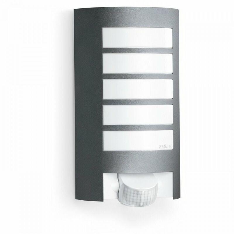 STEINEL Luminaire extérieur a détection L 12 anthracite - STEINEL