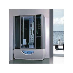 DESINEO Balneo cabine de douche Hammam 167 x 85 full options - DESINEO - Publicité