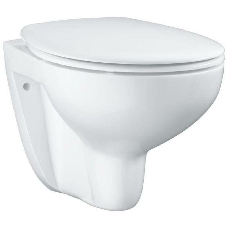 GROHE Pack WC suspendu Bau Ceramic
