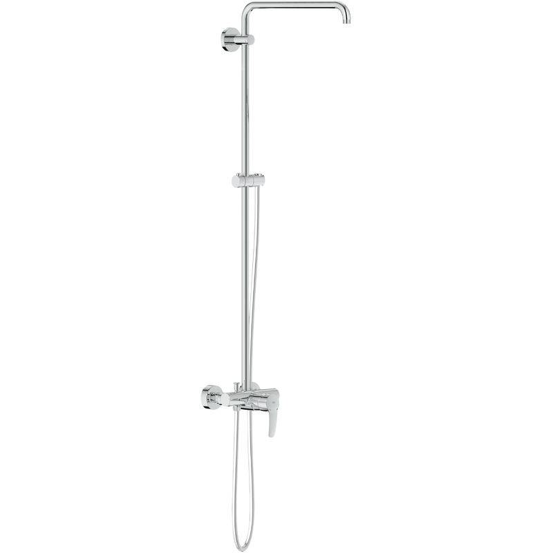 Grohe EUPHORIA NEW - Colonne de douche avec mitigeur monocommande