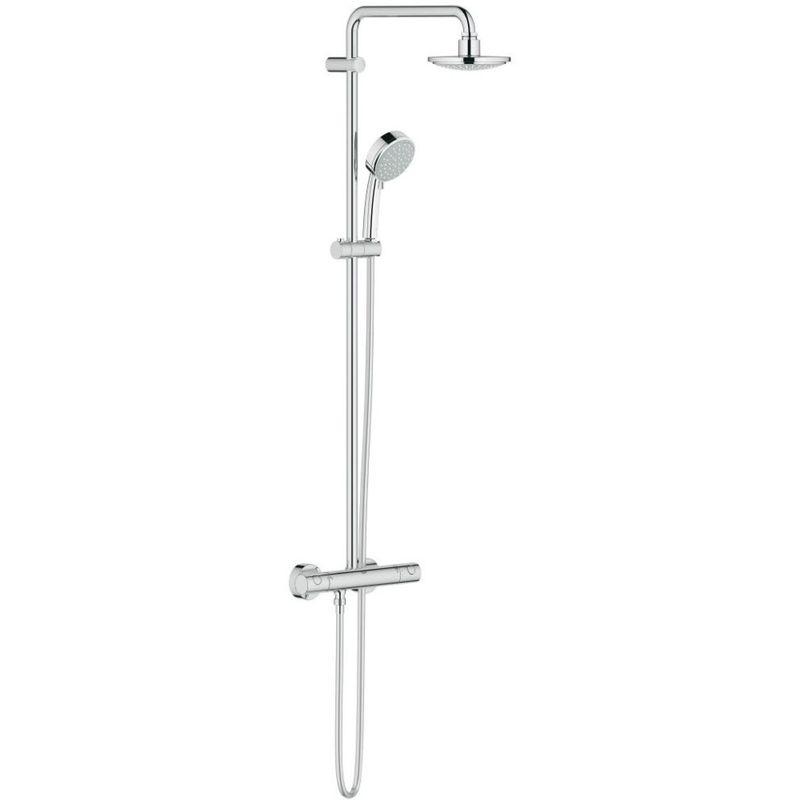 Grohe Tempesta Cosmopolitan 160 Colonne de douche avec mitigeur