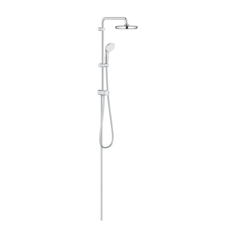 Grohe Tempesta System 210 Colonne de douche avec inverseur manuel