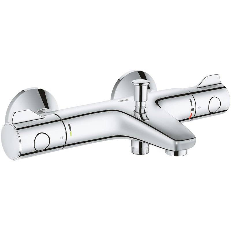 GROHE Grohtherm 800 Mitigeur thermostatique bain/douche 1/2''