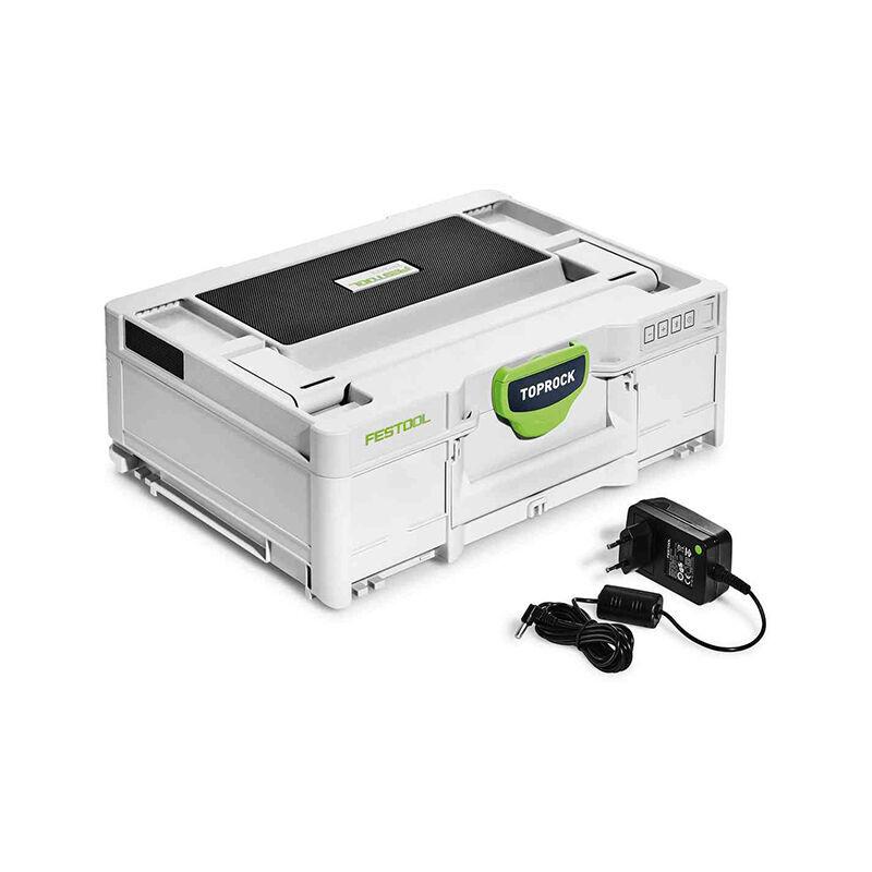 Festool Haut-parleurs Bluetooth SYS3 BT20 M 137 TOPROCK - 205502