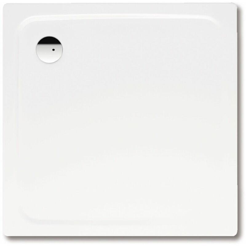 KALDEWEI Superplan 406-2 90x120cm avec support en polystyrène, Coloris: Blanc,